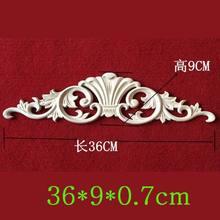 Dongyang wood carving corner flower fashion applique furniture motif wood shavings gate flower handmade carved wood(China (Mainland))