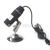 Free shipping 20/200X 2MP 8-LED Zoom USB Digital Microscope Endoscope USB 2.0 Camera XP/Vista/7/8 & Mac