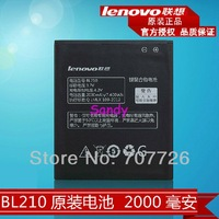 High Quality 2014 Battery for Lenovo S820 S820E A750E S650 S658T A656 A766 A658T Lenovo BL210 Battery Mobile Phone Free Shipping