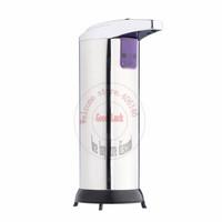 2014 Brand New automatic infrared sensor soap dispenser Kitchen & Bathroom accessories stainless steel detergent dispensers
