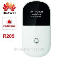 Unlocked Huawei R205 21.6M 3G Router HSDPA Pocket Wifi Hotspot Modem Free Shipping