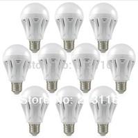 FREE SHIPPING 5XDimmable Bubble Ball Bulb E27 E14 E27 6W 10W 14W SMD LED  High power Globe light LED Light Bulbs Lamp Lighting
