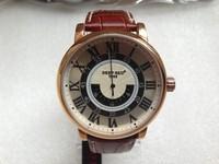 New arrival 2014 fashion brand DEEP RED quartz watche ,designer belts men high quality japan movt casual watch