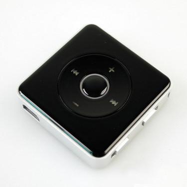 Groß-mode-quadrat zucker besten mini-mp3-player Unterstützung miro sd/tf karte mit usb+earphone+ retail-box versandkostenfrei