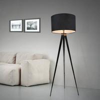 Lanting fork floor lamp decoration lamp brief modern lighting
