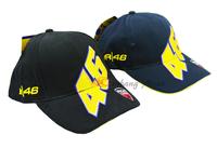 TOP NEW ROSSI Blue Black VR 46 Movistar Du/cati Racing MotoGP Cap /baseball cap with tag color black and dark blue