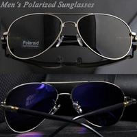 Hot Driving Glasses Polarized Sunglasses Goggles Aviator Outdoor Eyewear New Free Shipping Mens Sunglasses Case
