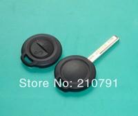 Free shipping Mitsubishi Colt Warrior 2 Button Remote Key FOB Shell + Rubber (NO LOGO)