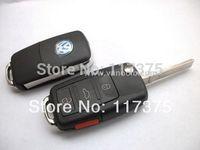 VW Beetle , Golf , Passat , Jetta 4 button ( 3 +1) remote key 1J0959753AM control 315mhz : 1J0 959 753AM