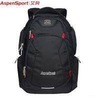 2014 New Aspen Sport multifunction shoulder bag men bag backpack laptop bag large capacity models free shipping