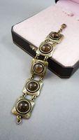 Bracelet fashion vintage retro gem quality finishing inlaying 140327 10 01