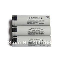 10PCS/LOT Original NCR18650D Li-ion 3.7V 18650 battery 2700mah Rechargeable Battery Batteries Free Shipping