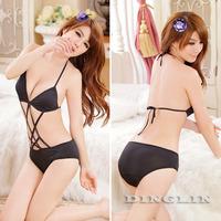 New Sexy Bridal Women Tempt One Piece Teddy Babydoll Pajamas Sleepwear Lingerie Nightgown Bikini Underwear Clothing Set 4084