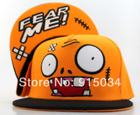 Free shipping new fashion cartoon snapback cap hat dropshipping baseball cap hat brand bone wholesale baseball hats