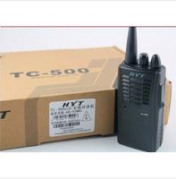 NEW  Walkie Talkie HYT Hytera TC-500 4Watt 16 CH UHF 450-470MHz Portable Two-way Radio  Transceiver