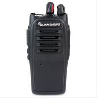 Original Quansheng Walkie Talkie QUANSHENG TG-580 UHF 400-480MHz 16CH 5W Voice Prompt Flashlight Two Way Radio
