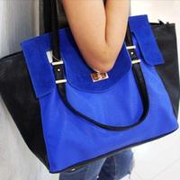 New 2014   women's handbag fashion vintage brief bag scrub bag fashion casual all-match large package bag