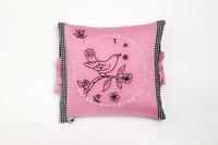 "Nightingale Decorative Pillow  in 12x12""/30.5x30.5cm"