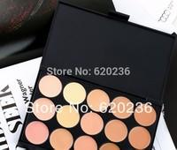 Wholesale 15colors Women's Concealer Hide The Blemish Creamy Concealer Stick Facial Make Up 50sets/lot supply