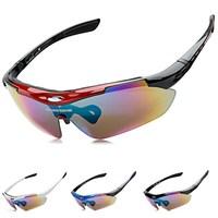 Riding eyewear goggles windproof sand bicycle outside sport hd mountain bike night vision polarized sunglasses
