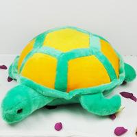 Plush toy turtle large tortoise at home cushion big cushion ocean series of dolls