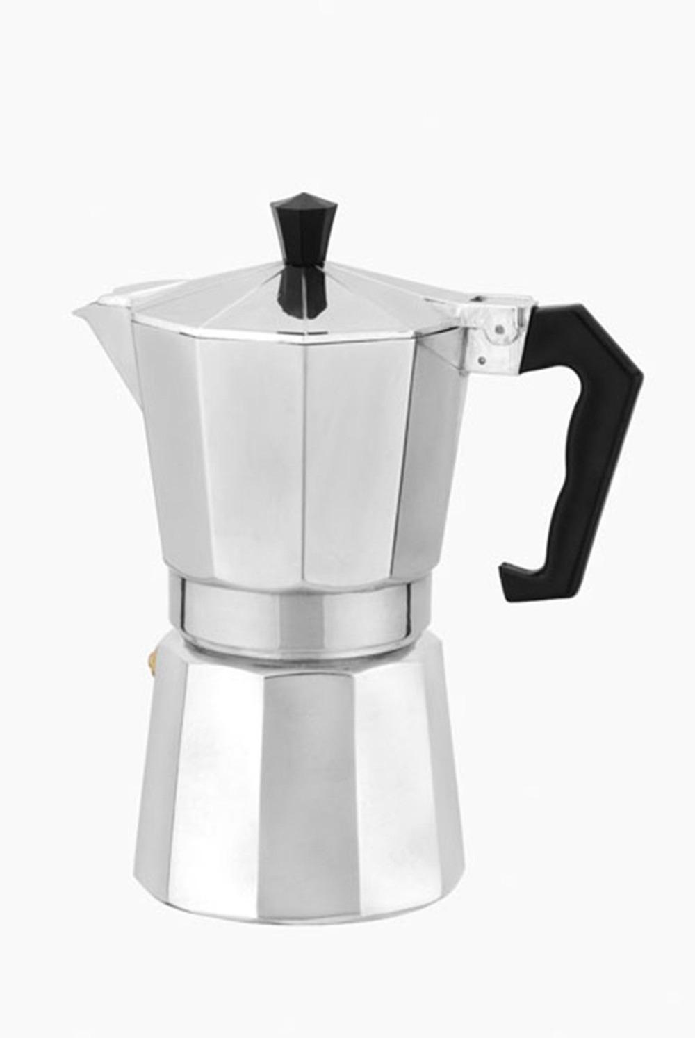 Bialetti,Inoxpran's supplier!!1/2cup Italian Stove top/Moka espresso coffee maker/percolator pot tool(China (Mainland))