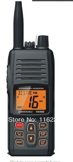 STANDARD HORIZON VHF RADIO HX400 by STANDARD HORIZON(China (Mainland))