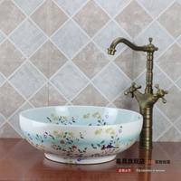Fashion art basin wash basin counter basin wash basin -