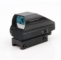Freeshipping Telescopic Sights Riflescopes Red / Green Dot Reflex Sight High Quality Gun sight Laser Sight