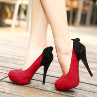 Fashion women 2013 lather shoe , sexy high heels wedding shoes