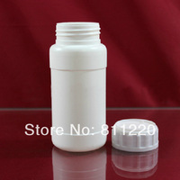 Packaging bottles plastic medical packing containers HDPE jar chemical pill packer food grader 200ml bottle