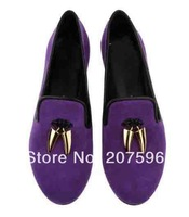 flats shoes new 2014 spring summer GZ women genuine leather shoes brand woman flat shoes size 34-39