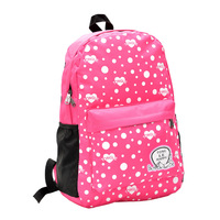 Backpack female preppy style fashion backpack middle school students school bag casual travel bag sports backpack