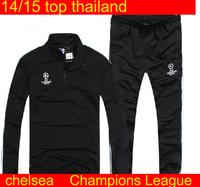chelsea training  suit   soccer football training pants chelsea fc tracksuits sportswear men