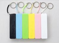 100Pcs 2600mAh Power Bank USB External Backup Battery Emergency Charger for i8190 i9190 N7100 iPhone Fedex Free Shipping