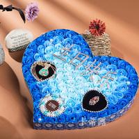 Carty soap rose 100 ring bracelet necklace