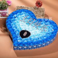 Carty soap rose 100 bracelet 100 ring