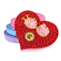 The whole network new arrival rose bracelet soap flower Christmas gift birthday honey