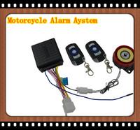 Free Shipping 50PCS/Set Wholesale Motorcycle  Alarm system/Anti-theft Motorcycle Alarm System/Vibration Motorcycle Siren Alarm