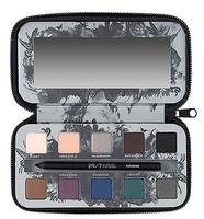 2014 brand new nake makeup smoked eyeshadow palette 10colors NK make up smoky eye shadow with primer potion
