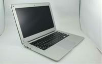 14.1 inch notebook  silver n2600 cpu 2gb/320gb hd +DHL free