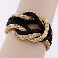 ( Min order is 10usd !) SJB433 Charm leather bracelets & bangles wholesale Free shipping