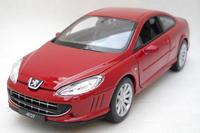 Alloy car models/Favorite Cars/1:24/Peugeot Coupe 407