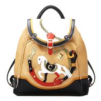 New arrival bag vintage backpack female handbag dual-use women's handbag bag