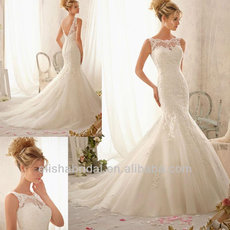 Wedding Dresses High Neck Low Back 90