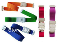 50pcs Outdoor Camping Buckle Elastic Belt Medical Emergency Tourniquet free shipping