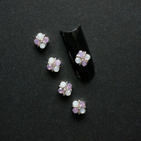 nail art decoration alloy rhinestone DIY  #084