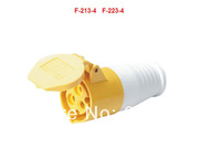 Electrical Electrical / industrial plug / socket / connector /F-213-4