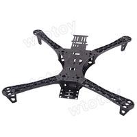 HJ MWC X-Mode Alien Multicopter Quadcopter Frame Kit-Black