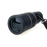 Free shipping!Super Upgrade 16X52 Dual Focus Telescope FMC Green Optic Lens Monocular Telescope